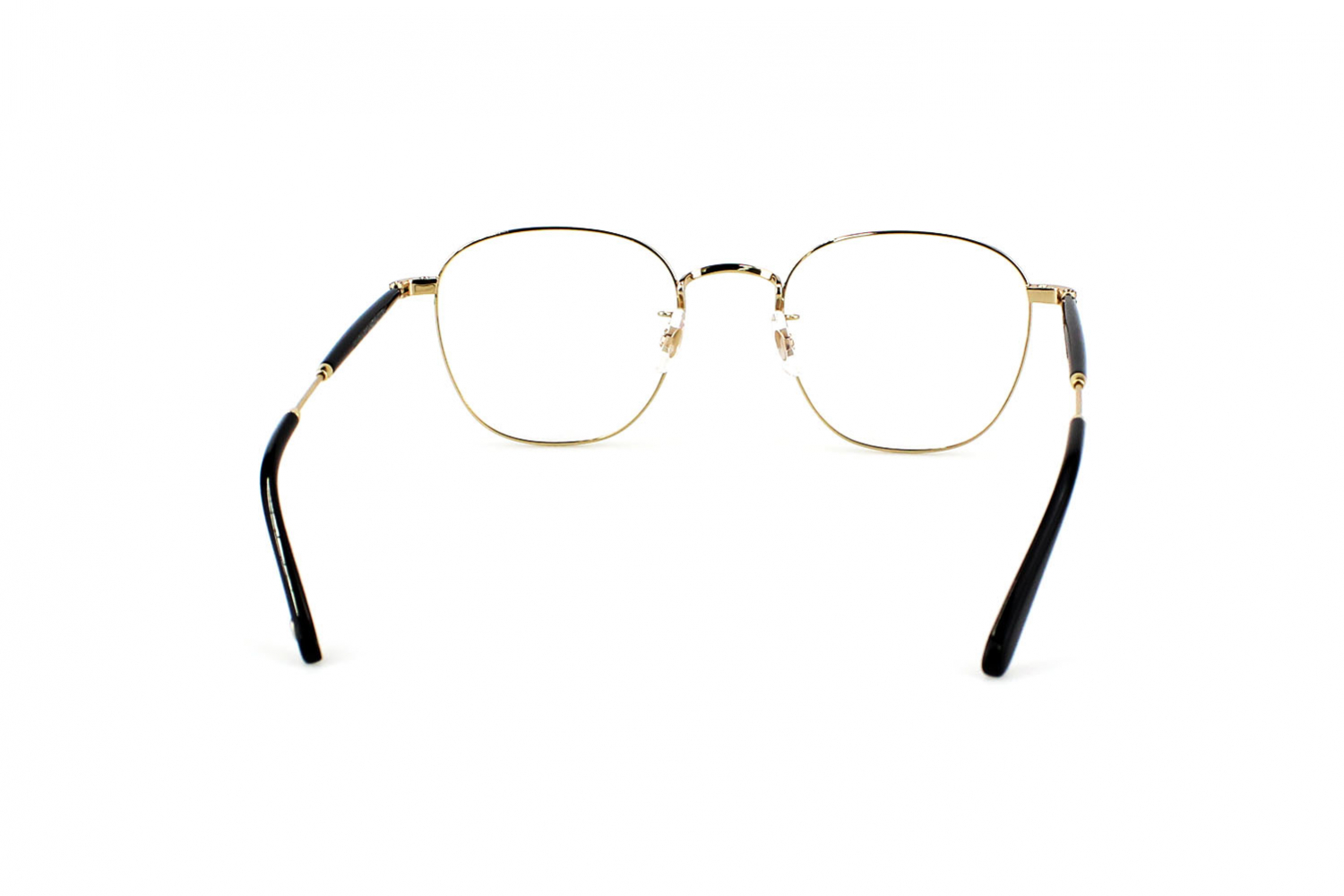 Garrett Leight Grant M G BK 49 Gold black