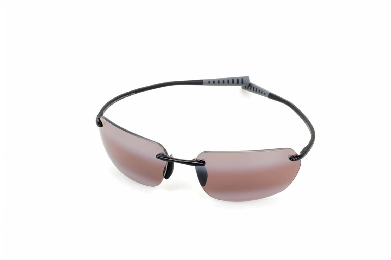 Maui Jim 743 02 Rose Alaka I Black Gloss